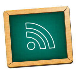 BlackBoard-Feed-Icon-Green-256x256